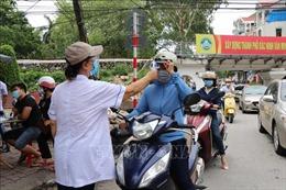 Sáng 3/6, Việt Nam có thêm 57 ca mắc mới COVID-19