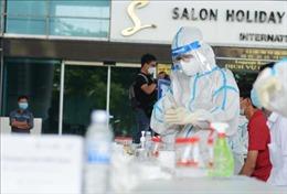 Lịch trình di chuyển của 20 trường hợp dương tính mới với virus SARS-CoV-2 tại Đà Nẵng