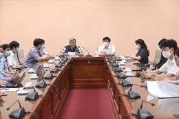 Việt Nam đề xuất nhiều phương án hỗ trợ Lào chống dịch COVID-19