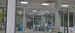 Bệnh viện Bệnh nhiệt đới Trung ương cơ sở 2: Vẫn tiếp nhận ca bệnh COVID-19 nặng, kiểm soát chặt không để lây lan