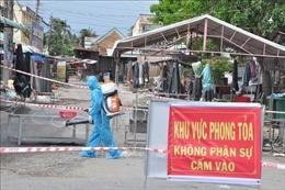 Chiều 13/6, Việt Nam ghi nhận thêm 103 ca mắc mới COVID-19