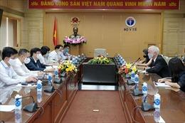 Thuỵ Sĩ cam kết đẩy nhanh việc đưa 5 triệu liều vaccine Moderna về Việt Nam