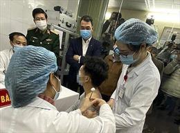 Dự kiến tuần này, vaccine Nano Covax sẽ bắt đầu thử nghiệm giai đoạn 3