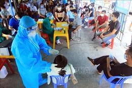 Chiều 9/7, Việt Nam có 591 ca mắc mới COVID-19, riêng TP Hồ Chí Minh cả ngày có hơn 1.000 ca