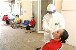 Hà Nội có thêm hai ca dương tính SAR-CoV-2 trong cộng đồng tại Cầu Giấy và Hà Đông