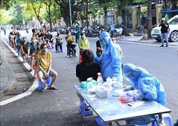 Ngày 1/10, Việt Nam có 6.957 ca F0, trong ngày có 27.250 ca khỏi bệnh