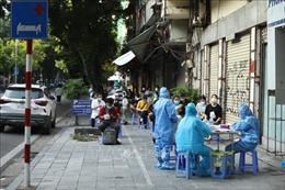 Trưa 2/10, Hà Nội ghi nhận thêm 2 ca nhiễm mới SARS-CoV-2, liên quan đến Bệnh viện Việt Đức