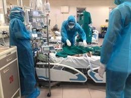 Thêm 3 bệnh nhân COVID-19 cao tuổi tử vong
