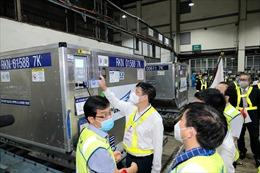 Ngày 9/7, lô vaccine COVID-19 tiếp theo do Nhật Bản viện trợ sẽ về đến Việt Nam
