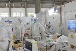 Thêm 2 chuyên gia đầu ngành về hồi sức cấp cứu đến hỗ trợ TP Hồ Chí Minh chống dịch