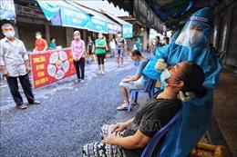 Sáng 20/8, Hà Nội ghi nhận 14 ca dương tính mới, trong đó có 5 ca tại cộng đồng