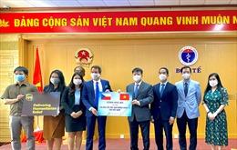 Cộng hòa Séc hỗ trợ hơn 250.000 liều vaccine AstraZeneca và Moderna cho Việt Nam