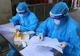 Chiều 2/9, Hà Nội thêm 8 ca nhiễm SARS-CoV-2, có 1 ca cộng đồng là nhân viên vệ sinh ngân hàng