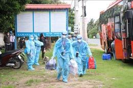 Ngày 1/8, Việt Nam có 4.423 bệnh nhân COVID-19 được công bố khỏi bệnh