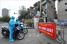 Trong 24 giờ qua, Hà Nội ghi nhận 73 trường hợp nhiễm SARS-CoV-2