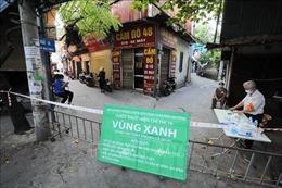 Chiều 2/8, Hà Nội chỉ ghi nhận 1 ca dương tính mới, là ca cộng đồng