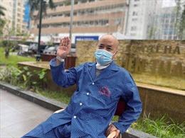 Bệnh nhân COVID-19 nặng nhất của Hà Nội: 'Đã có lúc tôi tưởng hết hi vọng'