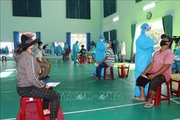 Ngày 17/9, Việt Nam ghi nhận 11.521 ca nhiễm mới SARS-CoV-2, có 9.914 ca khỏi bệnh trong ngày
