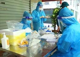 Chiều 4/9, Hà Nội thêm 6 ca nhiễm mới SARS-CoV-2, có 2 ca phát hiện qua sàng lọc, ho sốt
