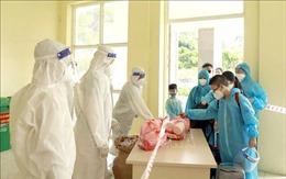 Ngày 10/10, Việt Nam ghi nhận 3.528 ca nhiễm mới SARS-CoV-2; TP Hồ Chí Minh giảm 595 ca
