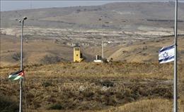 Israel phản đối bộ trưởng Jordan xúc phạm quốc kỳ