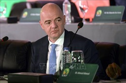 Ông Gianni Infantino không có đối thủ trong cuộc bầu cử chủ tịch FIFA