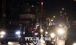An Giang: Ách tắc giao thông trầm trọng do xin lộc đầu năm