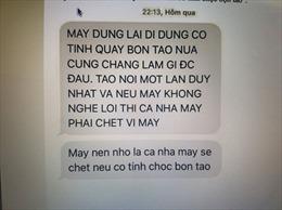 Hội Nhà báo Việt Nam đề nghị Bộ Công an có kế hoạch đảm bảo an toàn cho 2 nữ phóng viên bị đe dọa
