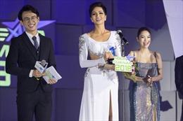 Vừa trở về Việt Nam, hoa hậu H'Hen Niê được vinh danh giải thưởng 'Ngôi sao vì cộng đồng'