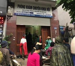 Chủ tịch Hà Nội yêu cầu xử lý nghiêm vụ phòng khám tư làm bé trai 2 tuổi tử vong