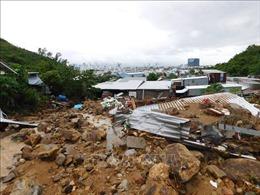 Kiểm tra chất lượng nước ăn uống, sinh hoạt sau bão lũ tại Nam Trung Bộ