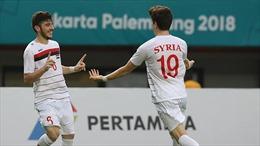 Nhận diện U23 Syria: Đối thủ của U23 Việt Nam tại tứ kết ASIAD 18 mạnh tới cỡ nào?