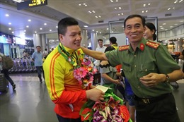 Chàng trai 'vàng' của Pencak Silat Việt Nam