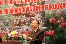 Phát triển nông nghiệp Hà Nội theo hướng hiện đại, ứng dụng công nghệ cao