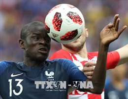 Chung kết  World Cup 2018: Pháp và Croatia đều chứng minh đẳng cấp
