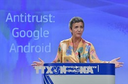 Tổng thống Mỹ D.Trump chỉ trích quyết định của EU phạt nặng Google