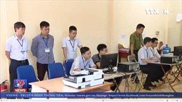 Chấm thẩm định tại các hội đồng thi tỉnh Hòa Bình, Lâm Đồng và Bến Tre