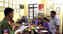 Khởi tố bị can, bắt tạm giam Trưởng phòng Khảo thí - Sở GD&ĐT Hà Giang