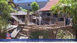 Huyện nghèo Quan Hóa, Thanh Hóa tan hoang sau lũ