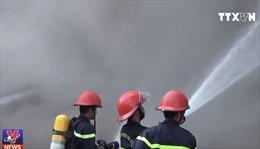 Cháy lớn vũ trường tại Đà Nẵng