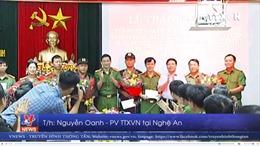 Khen thưởng lực lượng bắt giữ đối tượng 'ôm' lựu đạn cố thủ
