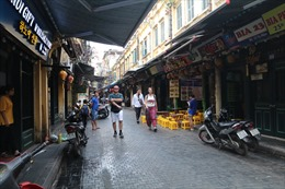 Giới thiệu 'Nét xưa' tại phố cổ Hà Nội