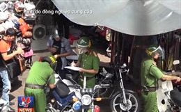 Công an TP Hồ Chí Minh kỷ luật 27 cán bộ, chiến sỹ