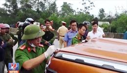 Khởi tố vụ vận chuyển 300kg ma túy đá tại Quảng Bình