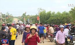 Phát hiện 4 người chết trong tư thế treo cổ tại Hà Tĩnh