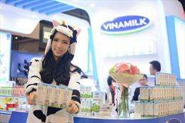 Sản phẩm sữa các loại của Vinamilk ra mắt người tiêu dùng Trung Quốc tại Thượng Hải