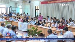 Lãnh đạo TP Hồ Chí Minh đối thoại với người dân Thủ Thiêm về phương án giải quyết đền bù