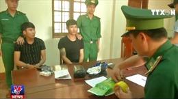 Quảng Trị: Triệt phá đường dây vận chuyển 2 kg ma túy đá