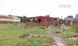 Nhiều công trình vi phạm đất nông nghiệp tại Sóc Sơn, chính quyền 'đổ' cho lịch sử để lại