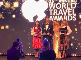 'Oscar du lịch thế giới' xướng danh JW Marriott Phu Quoc Emerald Bay với 4 giải thưởng lớn